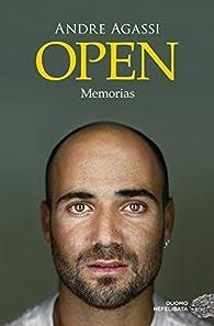 Open par Andre Agassi