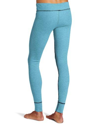Hot chillys geo-pro pantalon fonctionnel pour femme Turquoise - Turquoise/noir