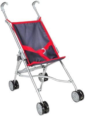 Knorr 12605 Sim Buggy - Silla de paseo para muñecos, color azul de Knorr