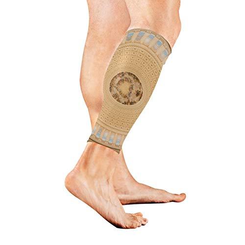 bennigiry Gold Dach Arm Ärmel UV-Schutz für Männer Frauen Sonnencreme Schutz Handschuhe Running Golf Fahrrad fahren lang Arm, 1Paar -