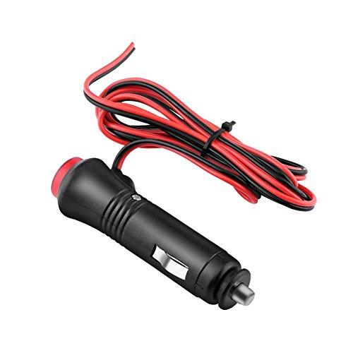 12 V 24 V Heavy Duty Stecker ZigarettenanzüNder Adapter Netzkabel Mit 1,5 Meter Kabel Draht FüR Auto Wechselrichter, Luftpumpe, Elektrische Tasse -