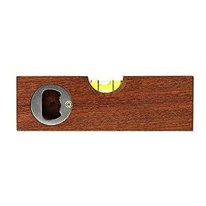 flaschen ffner im wasserwaagen look standard lustige geschenkidee f r m nner und frauen. Black Bedroom Furniture Sets. Home Design Ideas