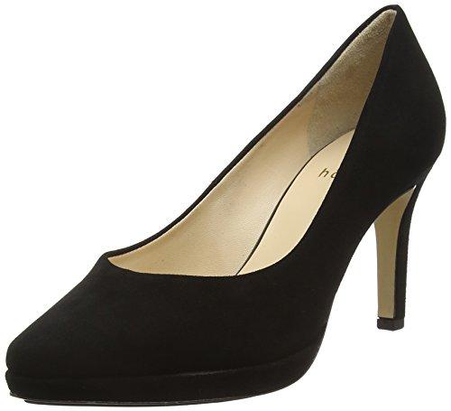 HÖGL Platform Court, Damen Closed toe pumps Black (0100 Black)