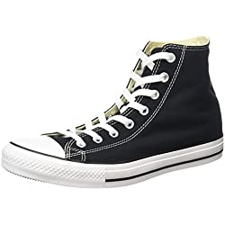 Converse AS Hi Can blk M9160 - Zapatillas de deporte de lona unisex
