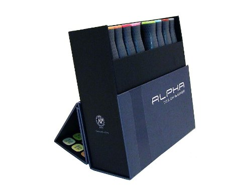 alpha-design-marker-24er-set