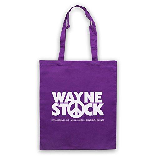 Inspire par Waynes World 2 Waynestock Officieux Sac d'emballage