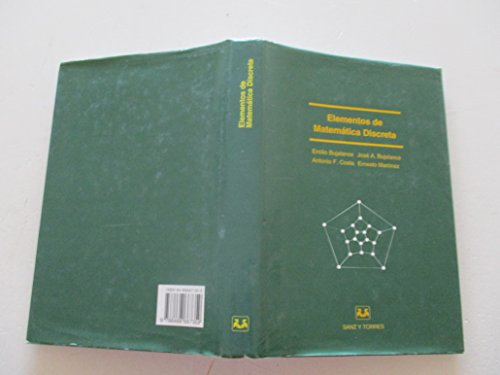 Elementos de matematica discreta por Emilio Bujalance Garcia