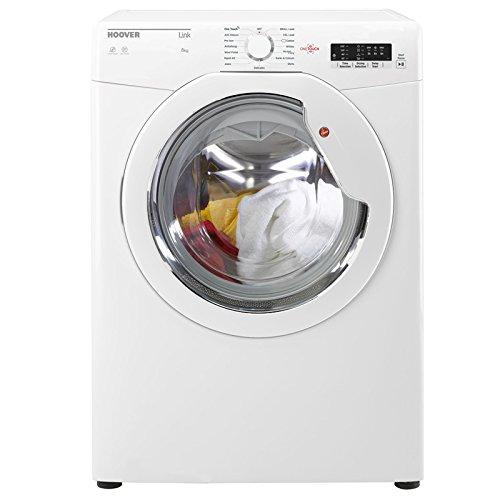 Hoover HLV8LG 8kg Vented Tumble Dryer - White