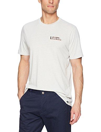Herren T-Shirt Volcom Liberate Stone T-Shirt Off White