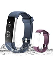 MUZILI Smart Fitness Band IPX7 Waterproof Activity Tracker
