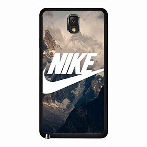 Nike-pc (Simple Design Brand Logo NIKE Handyhülle For Samsung Note 3, Samsung Galaxy Note 3 NIKE Handyhülle, NIKE Cellphone Hülle, TPU Mit Hart PC Zurück Schutzhülle)