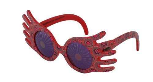 Elope Inc. Harry Potter Luna Lovegood Spectra Specs Color: Pink Size: One Size