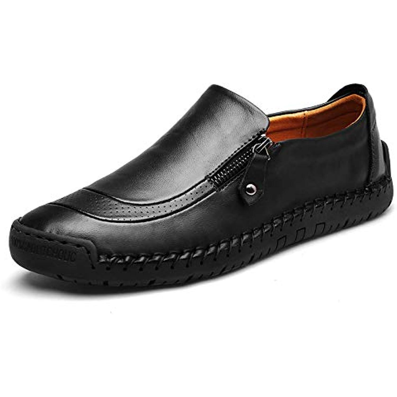 ZHRUI ZHRUI ZHRUI Chaussures Faites à la Main pour Les Hommes Cuir véritable Conduite Occasionnelle Mocassins Confortables... - B07HCYB45L - 1d5bb9