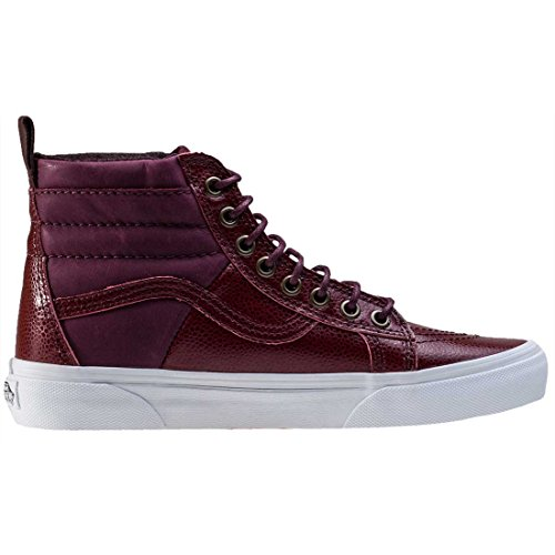 Vans Donna Nero Pebble Cuoio SK8-Hi 46 MTE Sneakers Port Royale