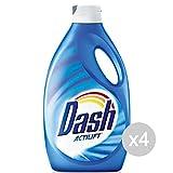 Dash Set 4 Waschmaschine 19LAV.Klassisch Flüssigkeit Actilift Waschmittel WASCHMASCHINE und Wäsche