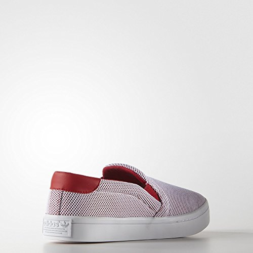 adidas Uomo Scarpe / Sneaker Court Slip On Rosso