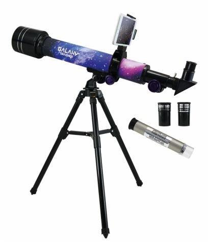 1098 - Galaxy Tracker Teleskop 30/60, Lern- und Experimentierspielzeug (Galaxy Großhandel)