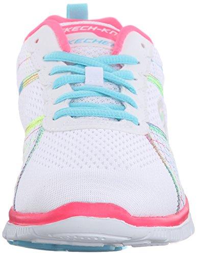 Weiss Totalmente Sneakers Skechers Damen Apelar Fab Flexionar wmlt wqBn4xY4z8