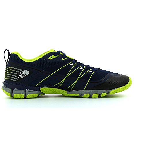 The North Face - M Litewave Ampere, Scarpe fitness Uomo Blu (Cosmcbl/Lntrngn)
