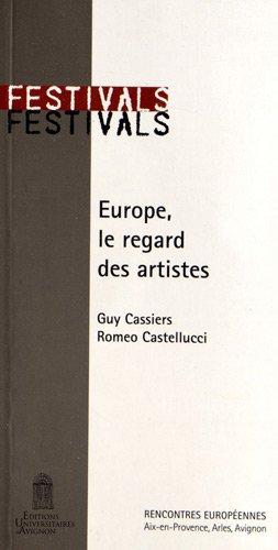 Europe, le regard des artistes