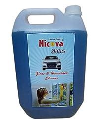 Nicova Shine Glass & Household Cleaner (5 Ltr)
