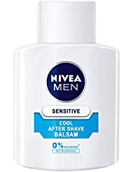Nivea Men Sensitive Cool After Shave Balsam für Männer, 1er Pack (1x 100 ml)