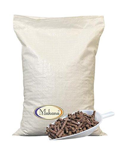 Makana Leinkuchen Pellets/Granulat Leinkuchenpellets 10 kg Sack -