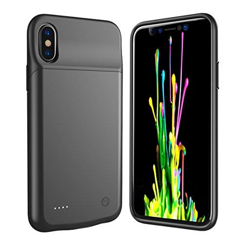 coque recharge iphone x