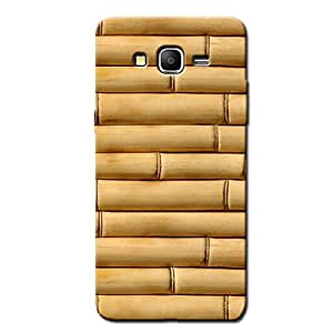 BAMBOO DESIGN BACK COVER FOR SAMSUNG ON5
