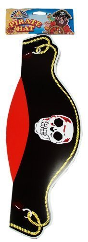 12-Chapeaux-de-Pirates-12-card-pirate-hats