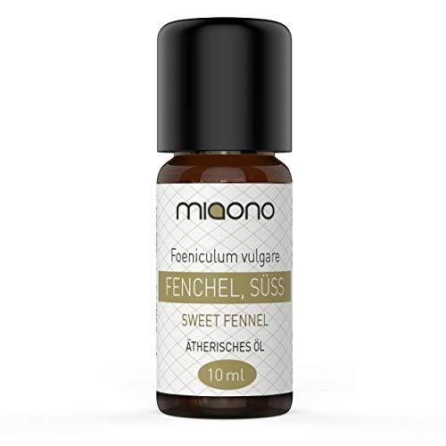 Lebensmittel Anis Öl (Fenchel (süß) Öl - 100% naturreines, ätherisches Öl (10ml) von miaono (Glasflasche))