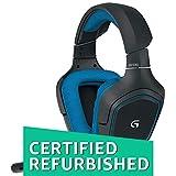Logitech G430 7.1 DTS Casque Audio pour PC et Playstation 4 avec Commandes sur câble...