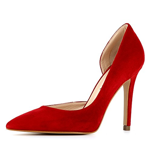 Evita Shoes Alina, Scarpe col tacco donna Rot