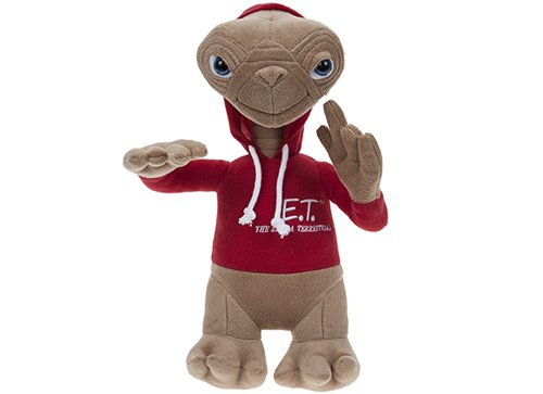 PTS Pro/038 – E.T. The Extraterrestrial Life Plush Dress, 30 cm