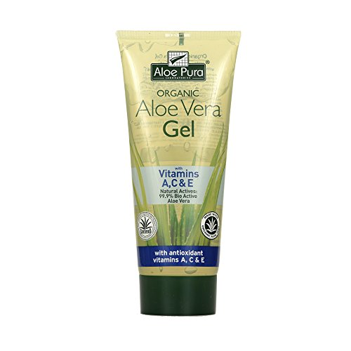 Madal Bal Gel de Aloe Pura Antioxidante Vitamina A, C y E - 200 ml