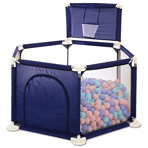 Adorabile Sicurezza Centro Giochi Cortile Recinto per Bambini Box di Sicurezza Shatter Resistant Giocattoli Domestici protettivi Giochi per Bambini Tende da casa