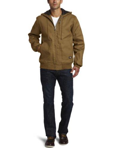 Dickies - - Tj718 Veste à capuche Canard rigide Brown Duck