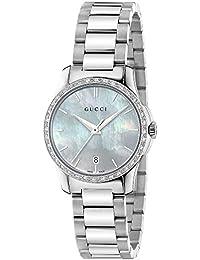 Reloj GUCCI de Mujer G-Timeless Pulsera de 36 Diamantes 0.22 CT YA126525 5145e832679