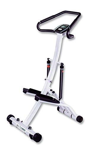 Rovera New Himalaya - Máquina de step para fitness, color blanco