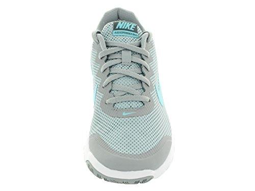 Nike Wmns Flex Experience Rn 4 Scarpe da ginnastica, Donna Grey