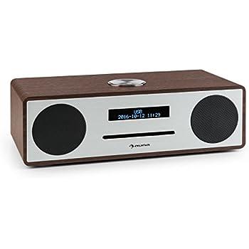 auna stanford dab cd radio dab electronics. Black Bedroom Furniture Sets. Home Design Ideas