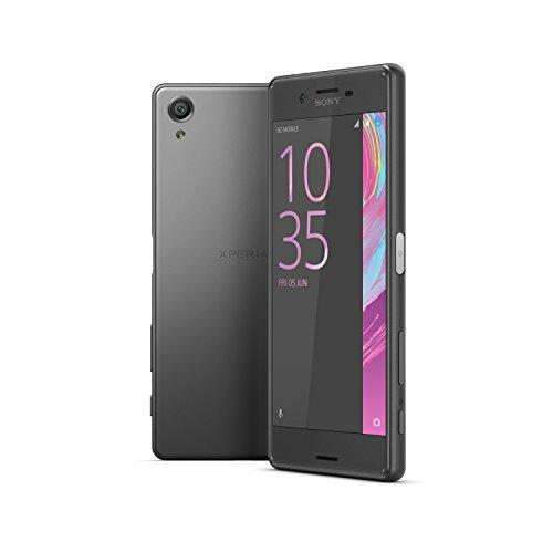 Sony Xperia X SIM   nica 4G 32GB Negro  Grafito - Smartphone  12 7 cm  5    32 GB  23 MP  Android  6 0 1  Negro  Grafito