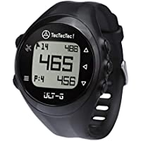 TecTecTec ULT-G - Montre de golf GPS légères, simples et facile à utiliser avec 38 000 parcours mondiaux préchargés