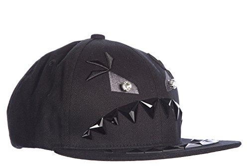 Armani Jeans cappello berretto regolabile donna nero EU M C5460 V9 12