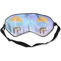 Bag Parachuting Sloth 99% Eyeshade Blinders Sleeping Eye Patch Eye Mask Blindfold For Travel Insomnia Meditation preisvergleich bei billige-tabletten.eu