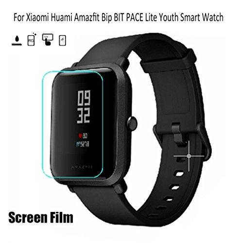 Displayschutzfolien für Xiaomi Amazfit Sport Smartband, erthome Kratzfeste HD Screen Protector Explosionssichere Membran für Xiaomi Amazfit Sport Smartband, 9H Explosionsgeschützte Folie (A (1 PC))