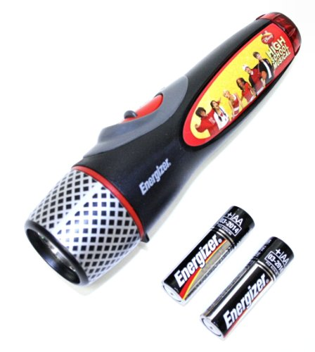 Preisvergleich Produktbild Energizer High School Musical Multicolour – Flashlights (Multicolour, KPR104, 2.2 V, AA, 86 g, 172 x 43.4 x 43.4 mm)