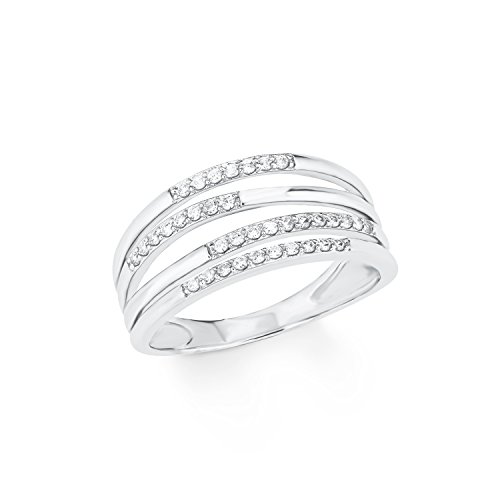 s.Oliver Anillo statement Mujer plata - 2021053