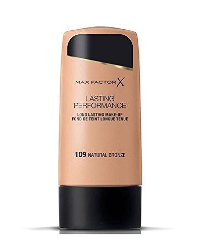 Max Factor Lasting Performance Make Up Natural Bronze 109 Fond de Teint 35 ml