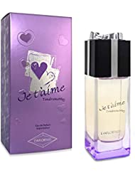 JE T'AIME Tendrement • Eau de Parfum 100 ml • Vaporisateur • Parfum Femme
